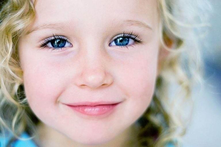 герпес на лице у детей