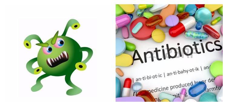 Антибиотики при герпесе